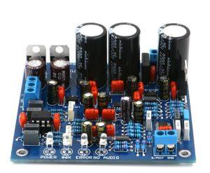 DAC CS8416+AK4396