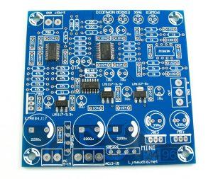 конструктор DAC CS8416+AK4396